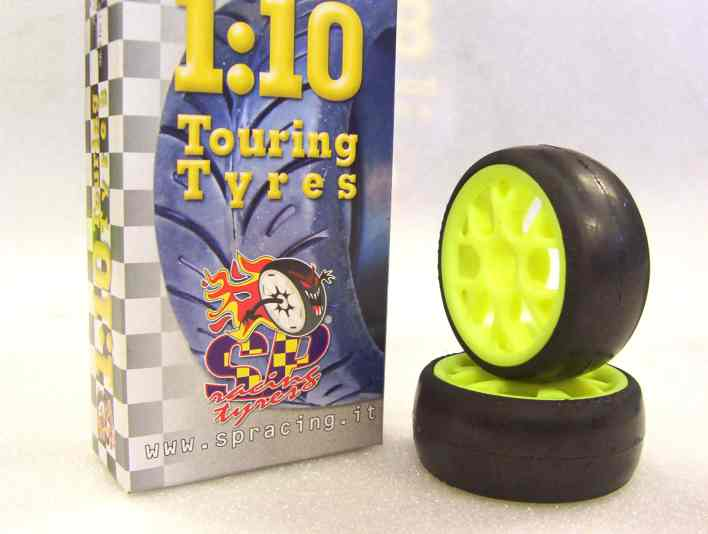 1/10 Slick tires CT Hard High Competition